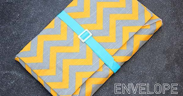 Envelope Laptop Case | 39 DIY Christmas Gifts You'd Actually Want To