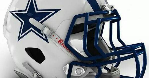 Concept helmet cowboys fan 4 life pinterest helmets - Dallas cowboys concept helmet ...