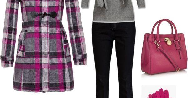 """Winter Wonderland"" by lindsey-ellis on Polyvore love that coat!"