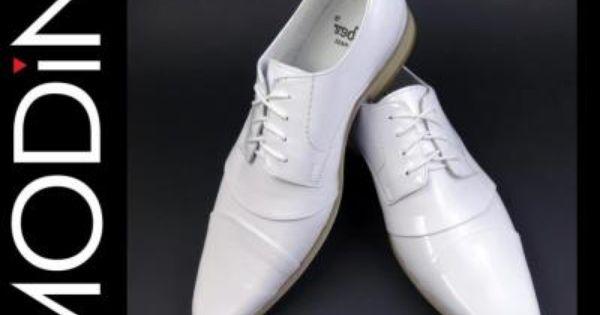 Biale Lakierki Meskie R 46 Buty Wizytowe Faber 5287593938 Oficjalne Archiwum Allegro Dress Shoes Men Dress Shoes Shoes