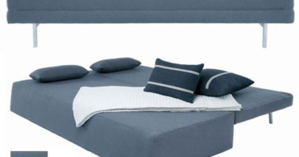 Blu Dot One Night Stand Sleeper Sofa Modern Furniture