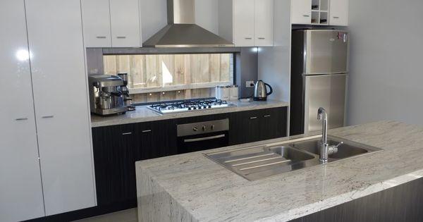 Stonemark river white granite kitchen pinterest for E kitchens canning vale