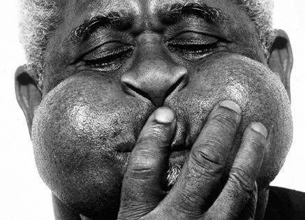 Louis Armstrong Herb Ritts Celebrity Portrait Photography