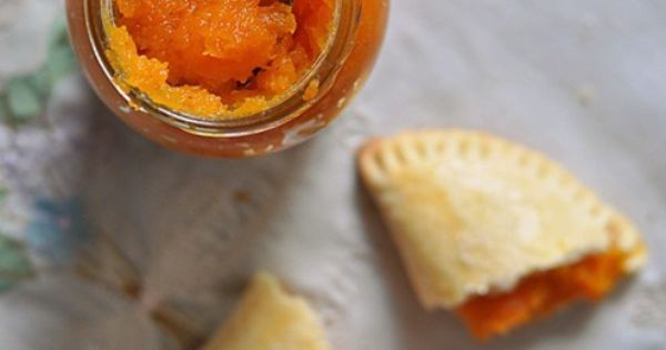 Hand pies, Marmalade and Carrots on Pinterest
