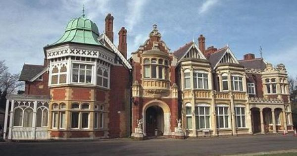 Save Bletchley Park Why I M Ashamed To Be British Bletchley Park Bletchley