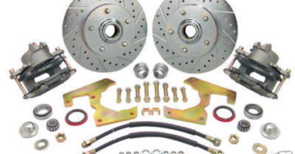 Disc Brake Conversion Kit Proyectos