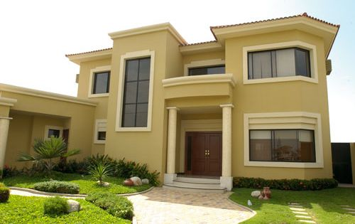 Color de pintura para exterior de casa 2015 buscar con google casas pinterest pinturas - Pinturas de exteriores para casas ...