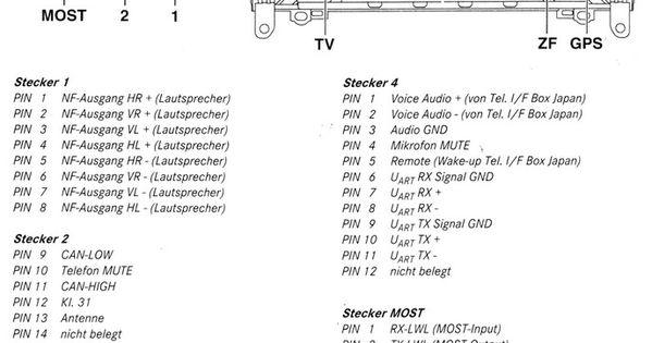 Mercedes Benz Radio Wiring Diagram from i.pinimg.com