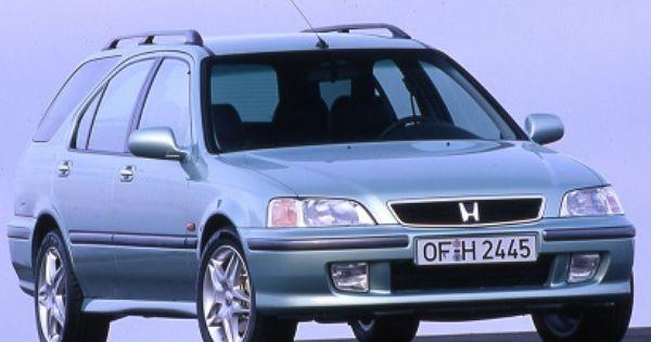Honda Civic Aerodeck Honda Civic Honda Honda Civic 1998