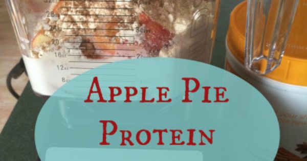 Caramel Apple Pie Protein Shake Recipe — Dishmaps