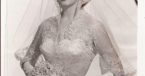Arlene dahl wedding