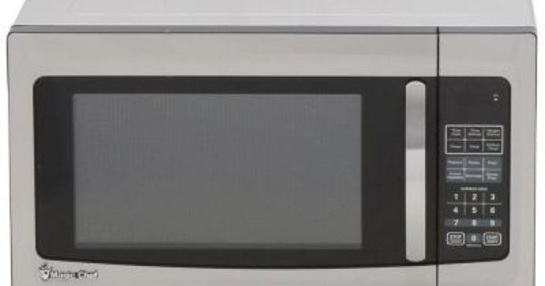 1 6 Cu Ft Countertop Microwave