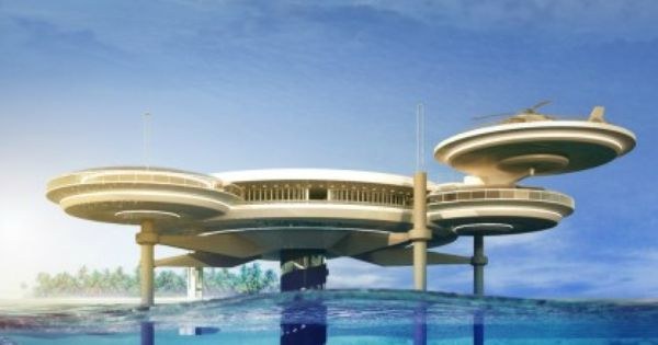 "Architecture: Underwater Hotel planned for Dubai: ""..Tailored to the luxurious lifestyle, aspiring"