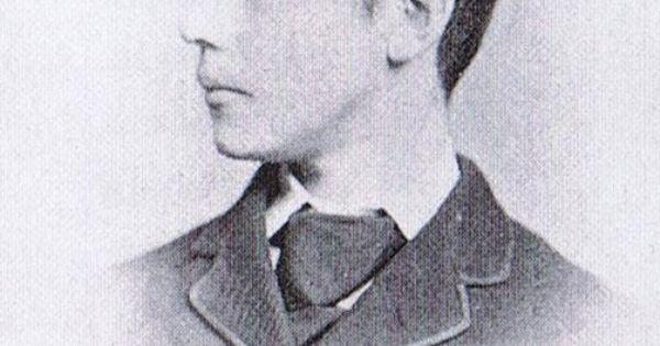 Robert Baldwin Ross à 13 ans | Bosie Douglas, Oscar Wilde ...