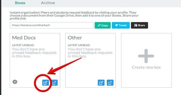 how to add headings to google drive