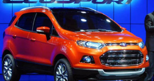 Ford Ecosport 2015 Orange Metallic Ford Car2015 Ecosport Visit Car2015reviews Com Ford Ecosport Ford Compact Suv