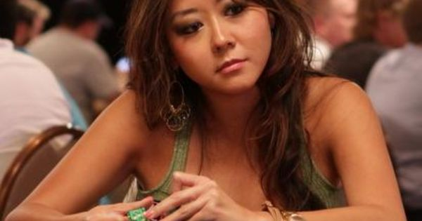 sexy poker player maria ho pokerbabe poker babes