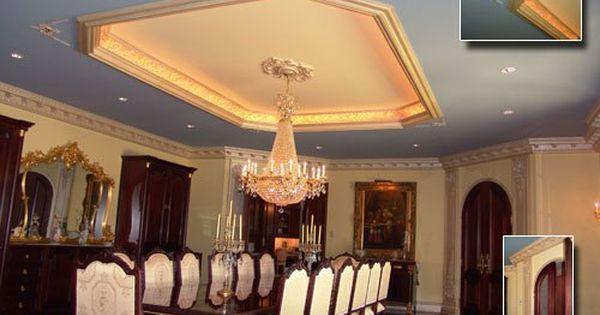 موديلات جبس مغربي كلاسيك للمنازل 2017 Ceiling Lights Home Decor Decor