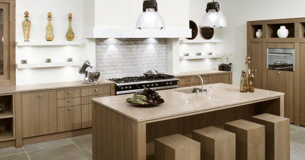 Tinello deauville grande tinello keukenblokken kookeilanden foto 39 s verkoopadressen op - Moderne landkeuken ...