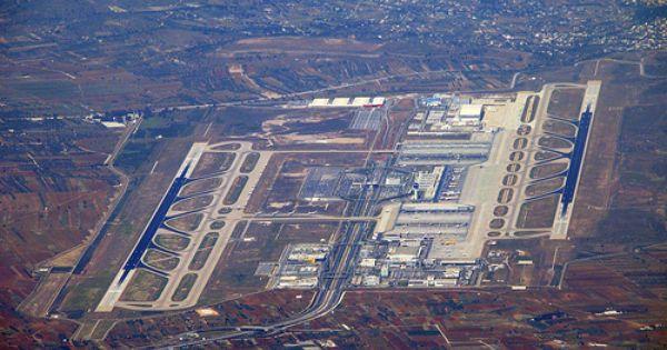 Athens Eleftherios Venizelos International Airport Lgav Ath