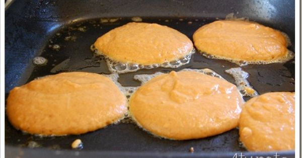 Put You In the Mood For Fall Pumpkin Pancakes. Gonna try to