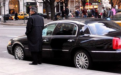 The Reason A Town Car Service From Lax Airport Is Highly