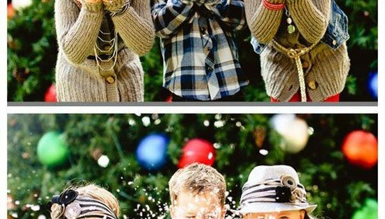 40 Creative and Unique Ways to Take a Family Photos for your