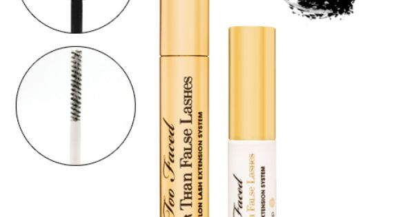 Too Faced Better Than False Lashes Nylon Lash Extension System kr. 240,-