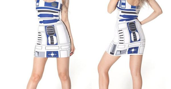 r2d2 dress! Yeah I kinda need this to be in my closet.