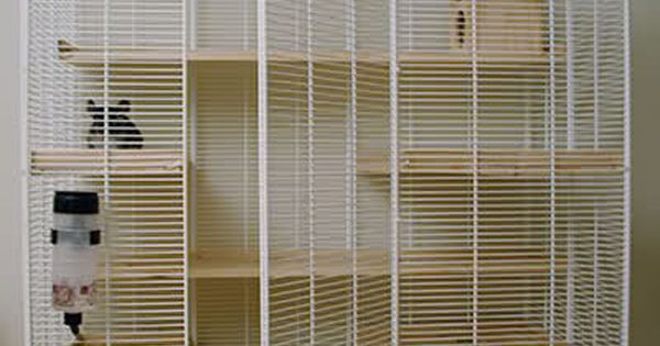 Diy Wire Shelving Chinchilla Cage Diy Cages Pinterest