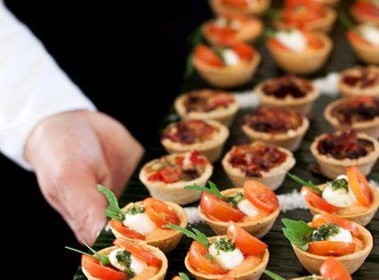 Vegetarian canapes aperitivos bocados y comida for Canapes y aperitivos