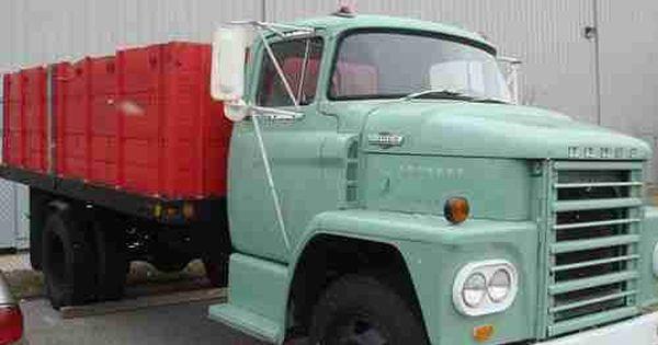 Purchase Used 1965 Dodge D500 Farm Grain Truck Roll Off Hot Rat Trucks Old Dodge Trucks Work Truck