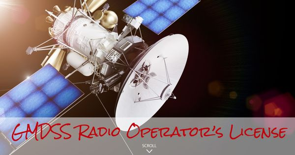 FCC License GMDSS Radio Operator License US Captainu0027s Training - gmdss radio operator sample resume