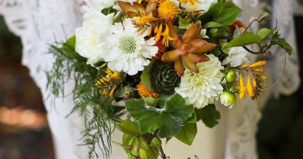 Summer bouquet - photo