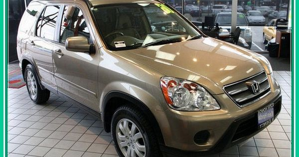 used honda cr v exl for sale