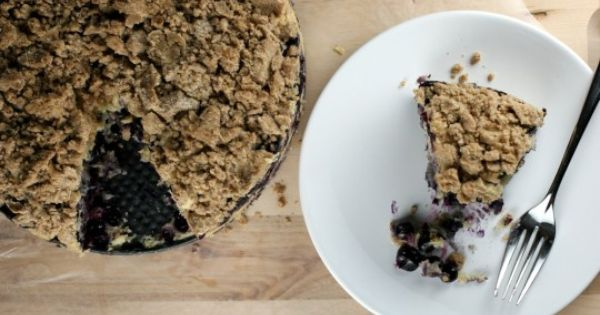 Blueberry Buckle | YUM! | Pinterest | Blueberry Recipes, Blueberries ...