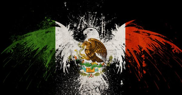 Best Mexican photo representing Mexican national flag