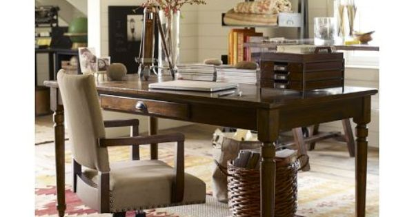 Printer 39 s writing desk pottery barn need to paint this for Pottery barn printer s desk reviews