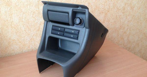 Rare Oem Grey Honda Civic 92 95 Center Console Jdm Edm Lhd Fazer Caixa De Som