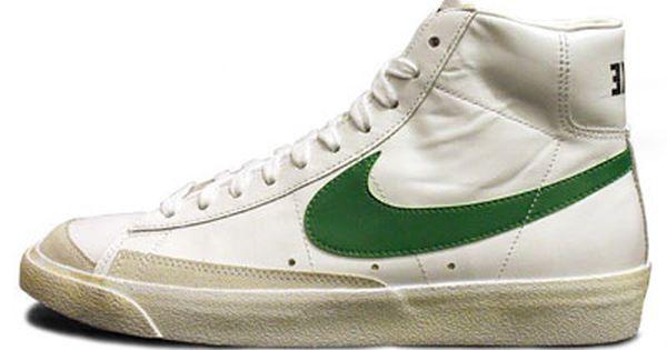 Nike Blazer Mid 77 Sneakers Men Fashion Hype Shoes Shoes Too Big