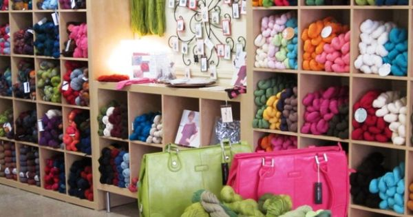 Firefly Fibers - Best Yarn Shop Southern Wisconsin! | Favorite places ...