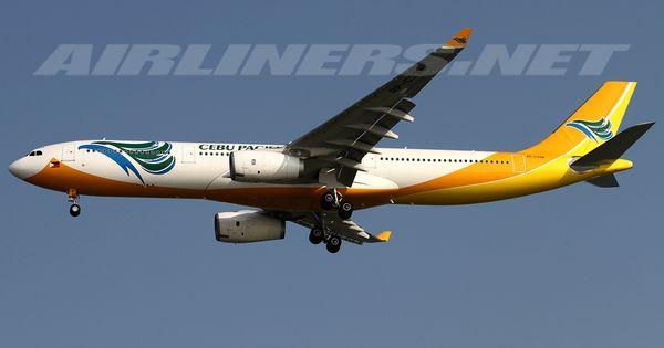 Air RP-C3341 Airbus A330-343X aircraft picture | Air - Airbus A330 ...