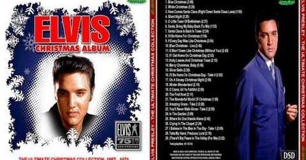 Elvis Presley 1957 1971 The Ultimate Christmas Collection Sebastianub3r Youtube Elvis Presley Blue Christmas Elvis Presley Videos Elvis