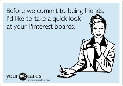 ha! so funny.... Pinterest Humor