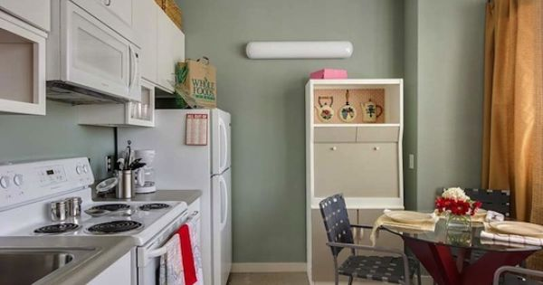 Dwell with dignity projects kitchen and dining designed in a small space for a family - Dwell small spaces image ...