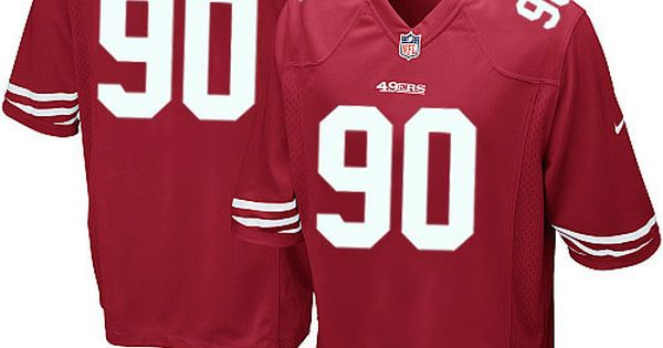 limited white nfl jersey men nike san francisco 49ers 90 isaac sopoaga game red team color nfl jerse