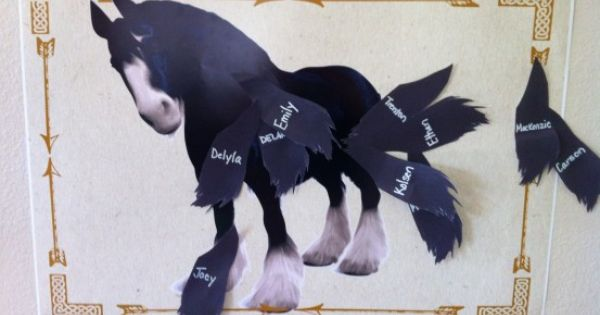 Pin The Tail On Angus