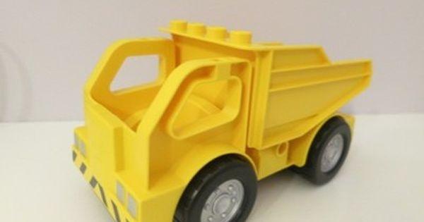 Lego Duplo Auto Roboty Drogowe Wywrotka 6679745412 Oficjalne Archiwum Allegro Toy Car Baby Boy Toys