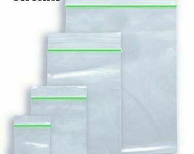Baggies Small Clear Bags Plastic Bags Baggy Grip Self Seal Resealable Zip Lock