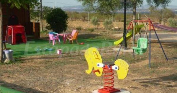 Fotos De Finca Liarte Casa Rural En Las Palas Murcia Parques Infantiles Casas Rurales Rurales